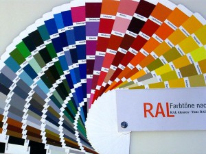 RAL_colour_pallete
